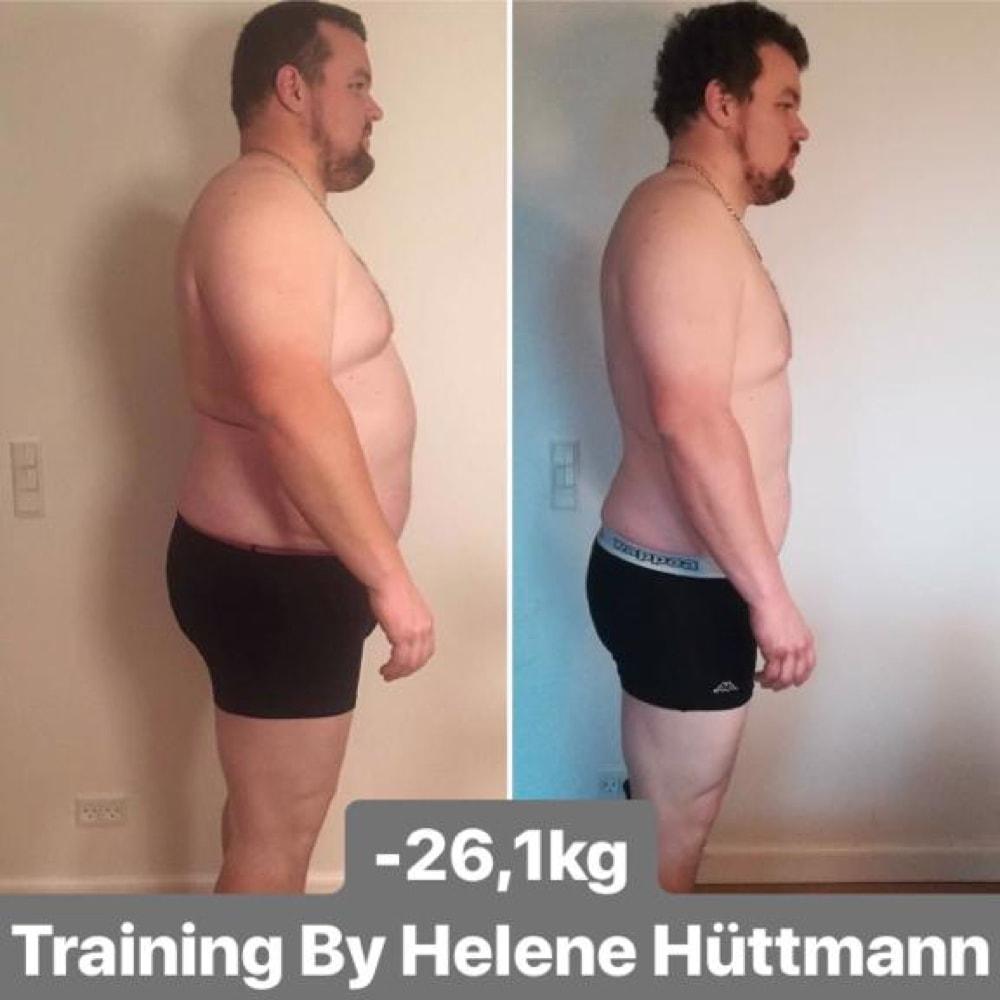 transformation helene 8